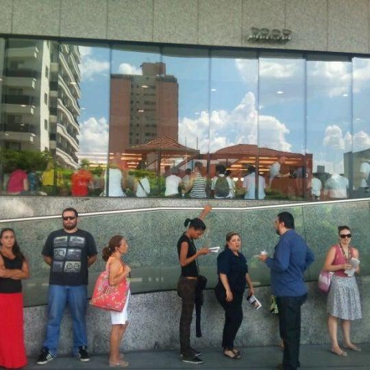 Photo taken at SESC Pinheiros by Guli S. on 3/1/2012