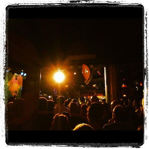 Photo taken at Paradise Rock Club by Ian K. on 8/3/2012
