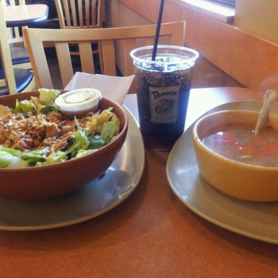 Photo taken at Panera Bread by Kevin M. on 2/29/2012