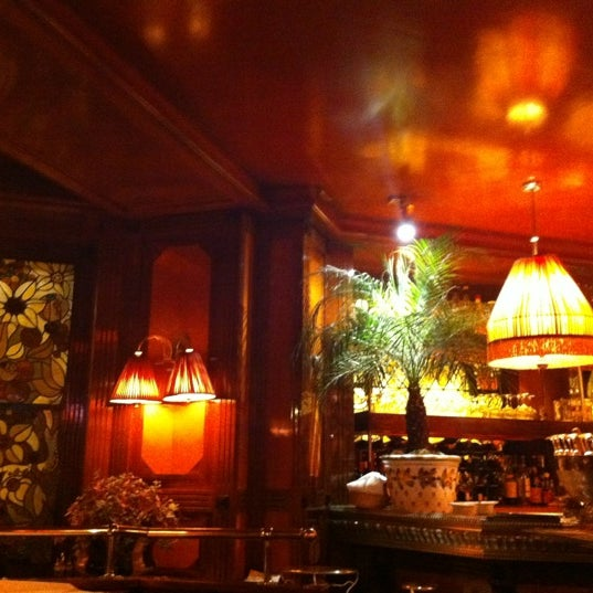 Photo taken at Le Bistrot du Dôme by Irina on 3/30/2012