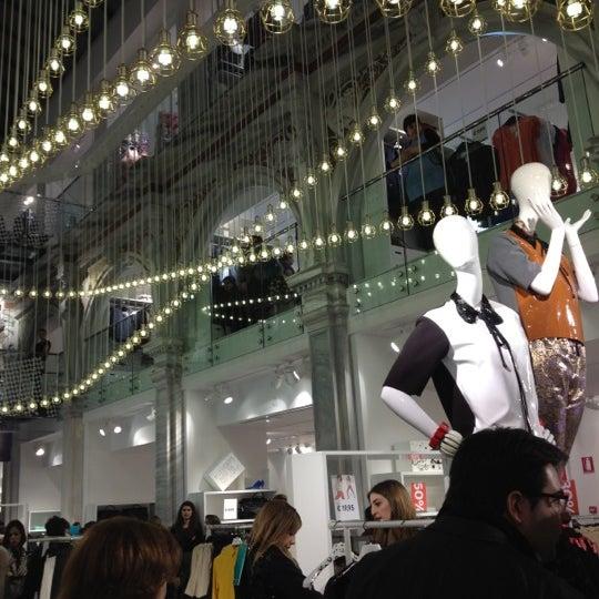 Photo taken at H&M by Dimitris V. on 3/5/2012