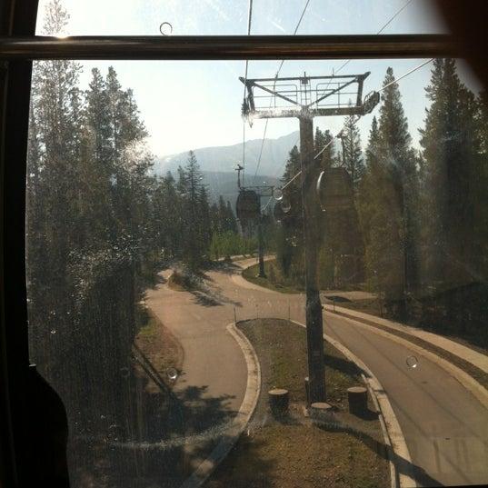 Photo taken at Breck Connect Gondola by Heath W. on 8/25/2012