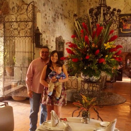 Photo taken at Hotel & SPA Hacienda de Cortés by Gabriela C. on 7/20/2012