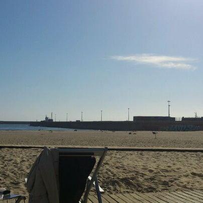 Photo taken at Praia do Titan by Vasily T. on 6/8/2012