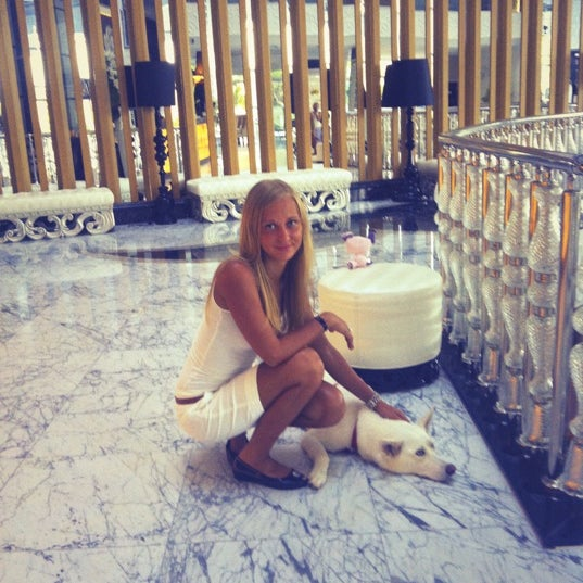8/12/2012 tarihinde Yana K.ziyaretçi tarafından Q Premium Resort Hotel Alanya'de çekilen fotoğraf