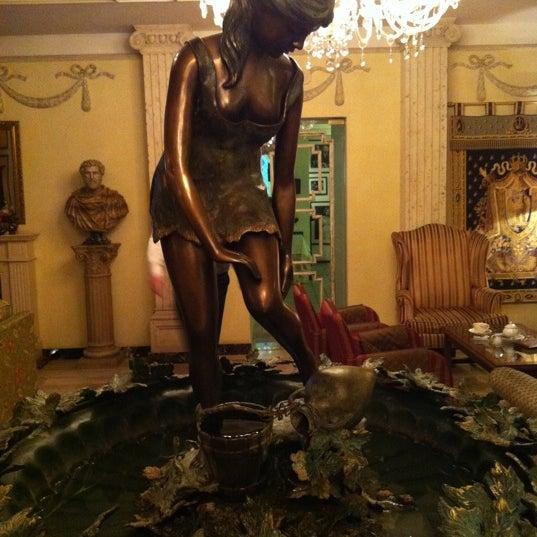 Снимок сделан в Golden Garden Boutique Hotel пользователем Alex G. 4/20/2012