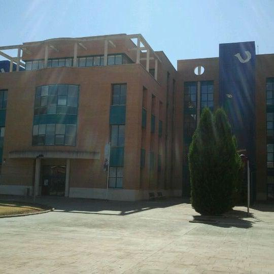 Photo taken at Universitat Jaume I (UJI) by Rubén C. on 3/14/2012