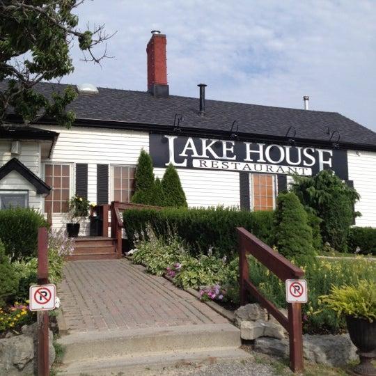 Photo taken at Lake House Restaurant by Susan P. on 6/28/2012