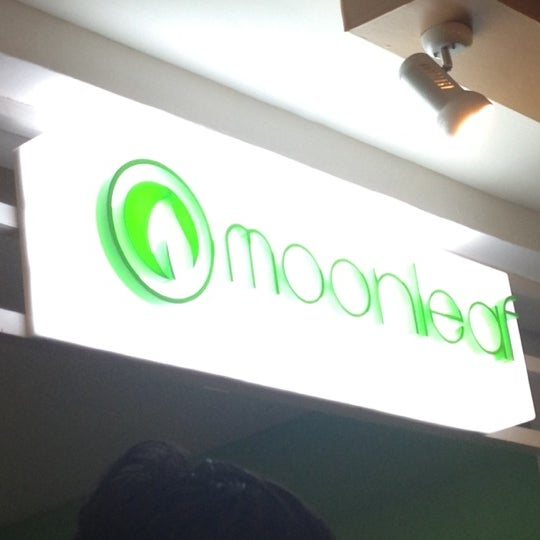 Photo taken at Moonleaf Tea Shop by JM C. on 5/20/2012
