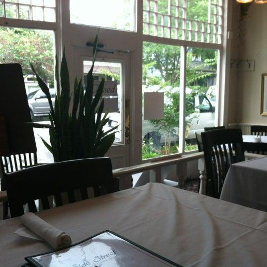 Side Street Cafe Raleigh Menu