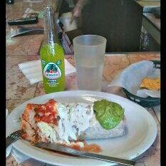 Photo taken at Taquería Guadalajara by Colton S. on 2/27/2012