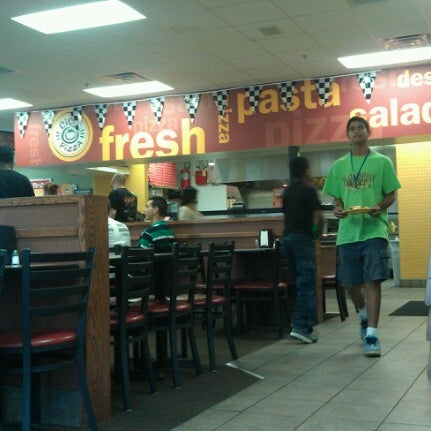 Photo taken at Cicis by π on 9/2/2012