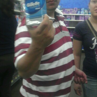 Photo taken at Walmart Supercenter by Andy B. on 8/14/2012