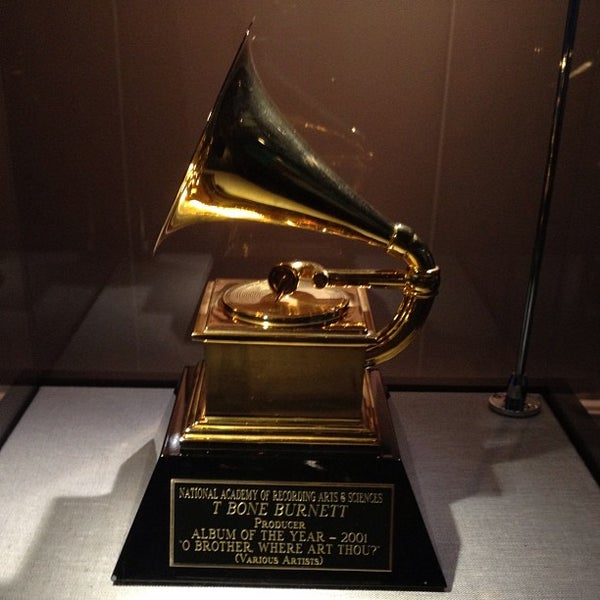 Photo taken at The GRAMMY Museum by Trey E. on 2/11/2012