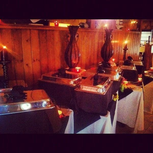 Photo taken at Anastasio's Steakhouse by Neil F. on 6/24/2012