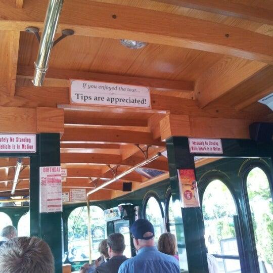 Photo taken at Old Town Trolley Tours of Boston by John C. on 6/14/2012