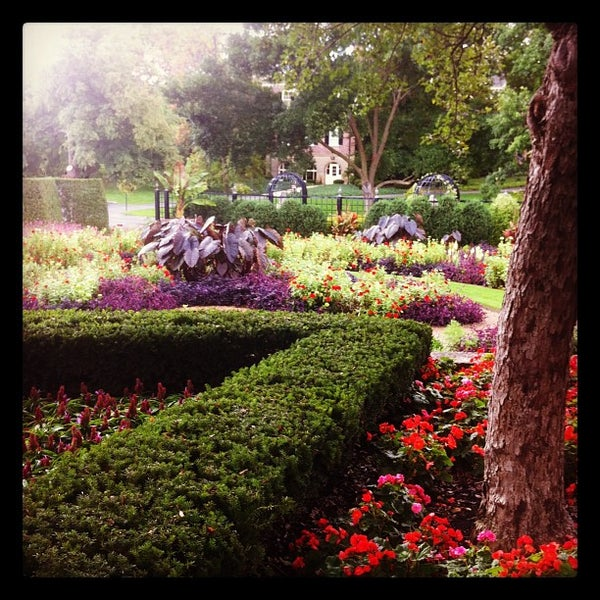 Photo taken at Cantigny Park by Drew R. on 9/7/2012