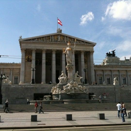Photo taken at Parliament by Raitis on 5/5/2012