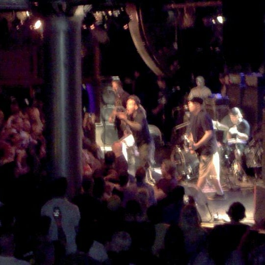 Photo taken at Paradise Rock Club by Jessica H. on 4/17/2012
