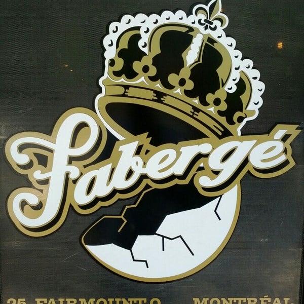 Foto tirada no(a) Fabergé por Steve M. em 6/23/2012