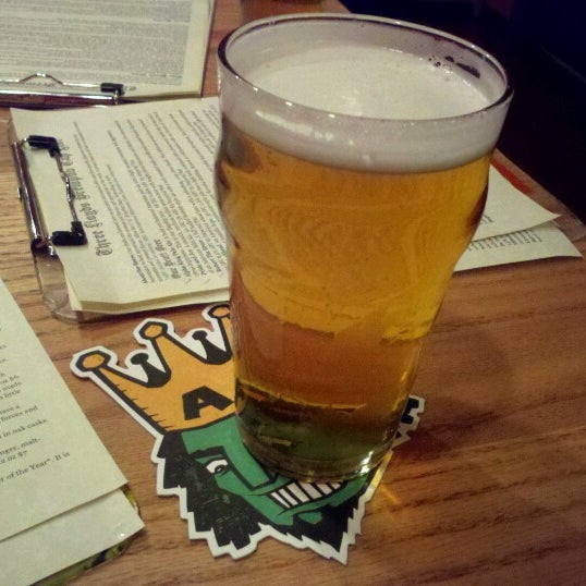 Photo taken at 3 Floyds Brewery & Pub by Mio O. on 8/25/2012