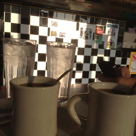 Photo taken at Courtesy Diner by Angie M. on 5/24/2012