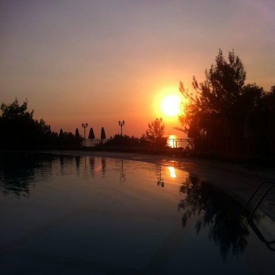 8/16/2012 tarihinde Надежда В.ziyaretçi tarafından Utopia World Hotel'de çekilen fotoğraf