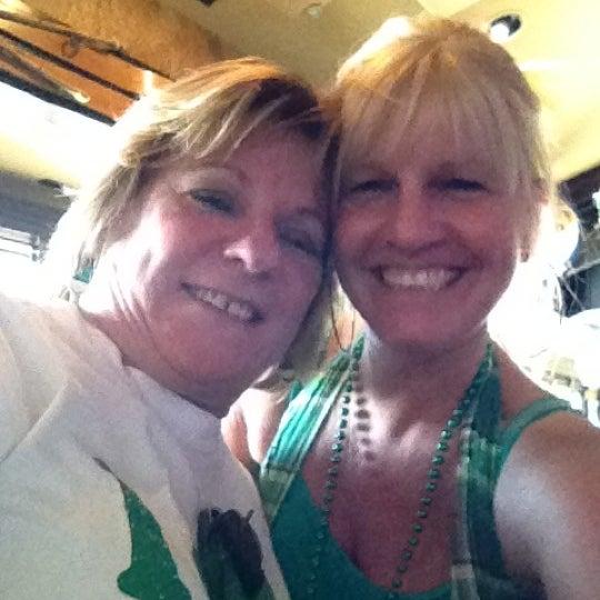 Photo taken at Finn McCool's Irish Sports Pub by Jill N. on 3/17/2012