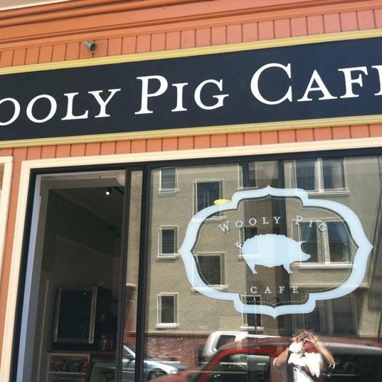 Spicy Pig Cafe Menu