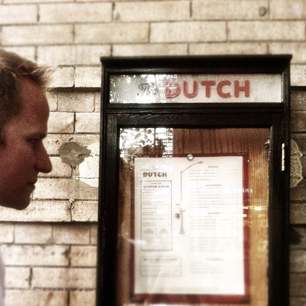 Photo taken at The Dutch by Gaile G. on 5/13/2012