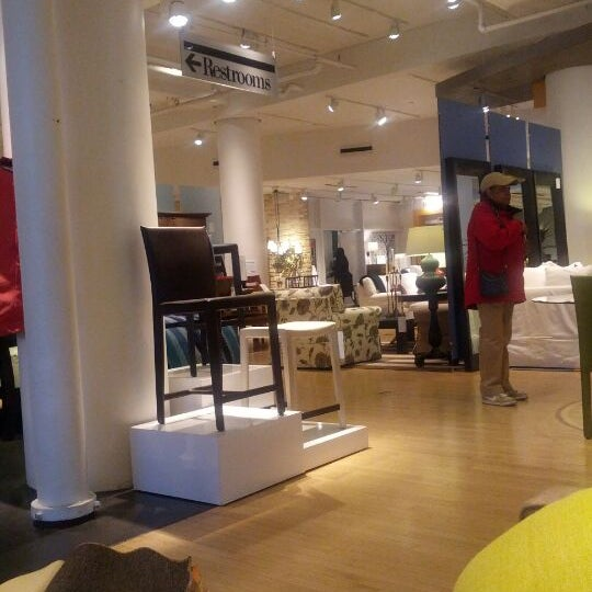 Photo taken at Crate and Barrel by Bryan J. on 4/28/2012