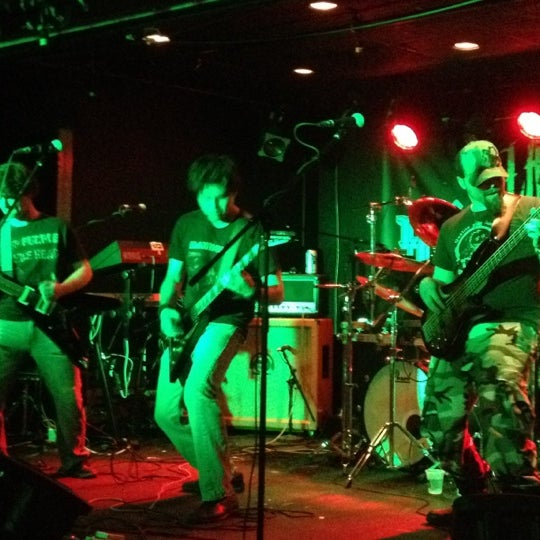 Photo taken at Hard Luck by Chloe G. on 5/4/2012