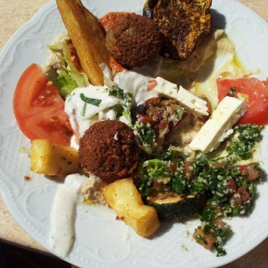 Mahmoud 39 s falafel restaurant in heidelberg - Cuisine bernard falafel ...
