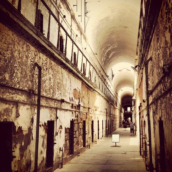 Haunted Places In Pa Halloween: Eastern State Penitentiary