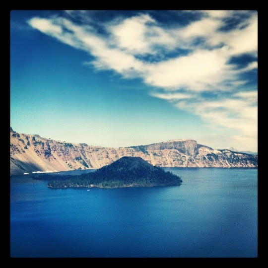 Photo taken at Crater Lake National Park by Bryden M. on 8/10/2012
