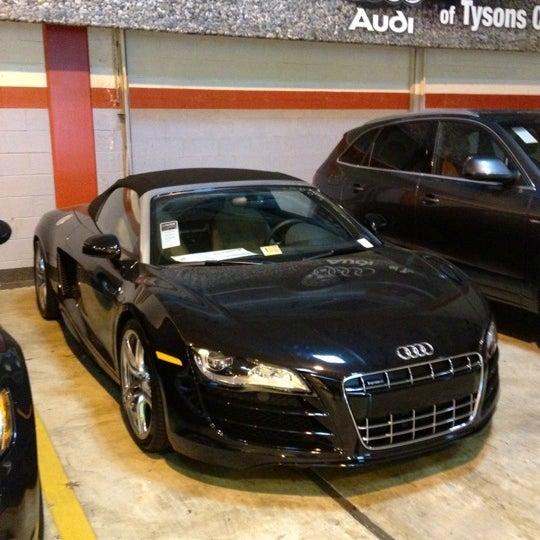 Audi Tysons Corner Tysons West Vienna VA - Audi of tysons