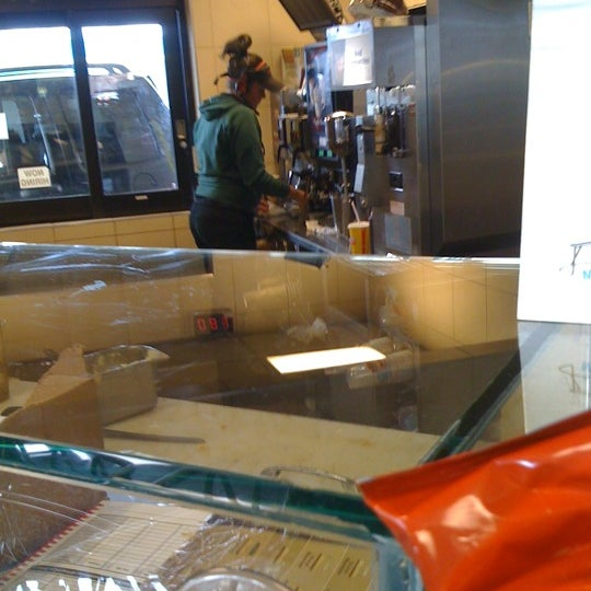 Photo taken at Tim Hortons by Meatloaf T. on 2/18/2012