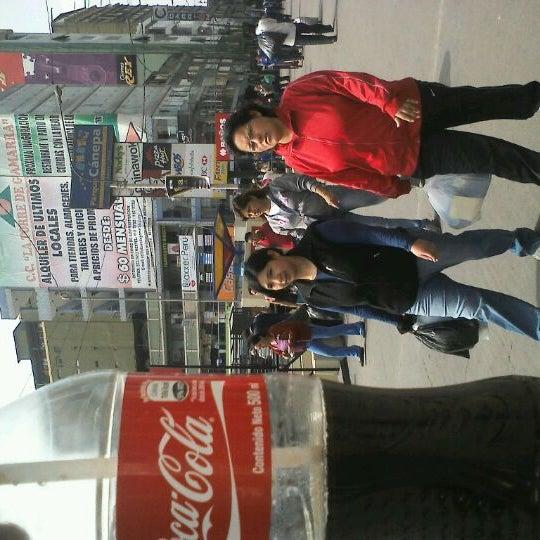 Foto tomada en Gamarra por ZOILA G. el 6/12/2012