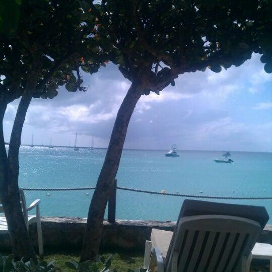 Photo Taken At Grand Case Beach Club Hotel By Matt C On 3 25
