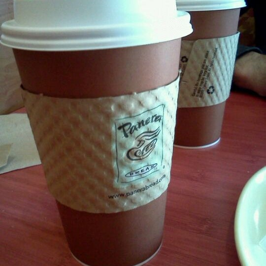 Photo taken at Panera Bread by Sherry A. on 3/11/2012
