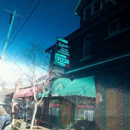 Photo taken at Balistreri's Italian American Ristorante by Suzzette M. on 2/16/2012