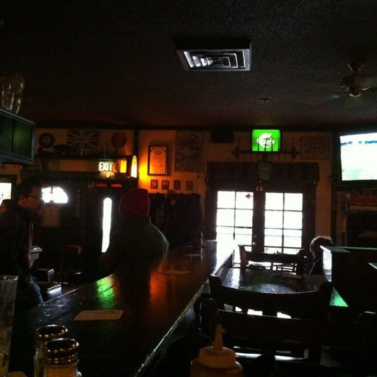 Photo taken at George & Dragon Pub by Mark M. on 3/18/2012
