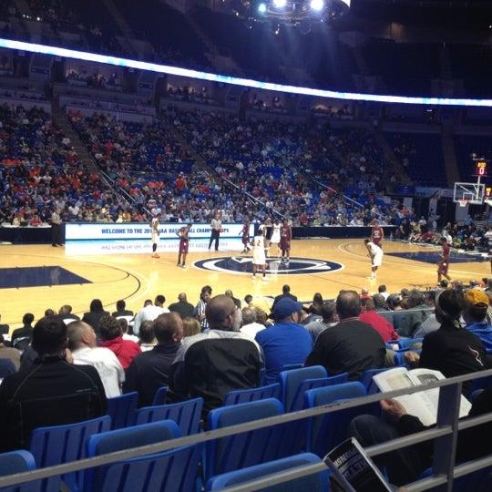 Photo taken at Bryce Jordan Center by Wayne M. on 3/25/2012