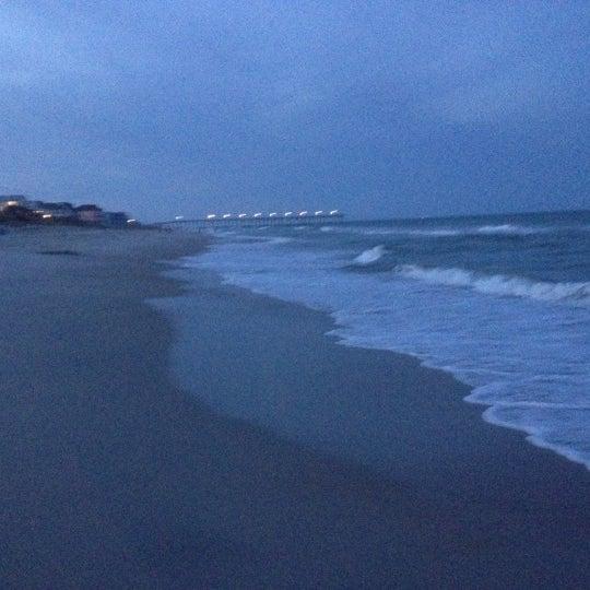 Carolina beach fishing pier pier for Carolina beach fishing