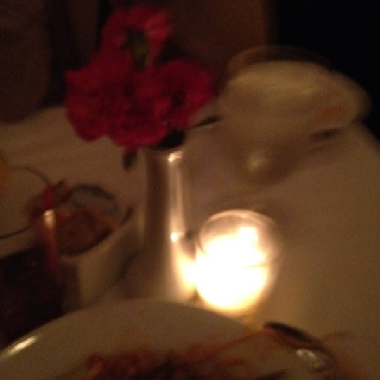Photo taken at Luce Restaurant & Enoteca by Aziz on 7/8/2012