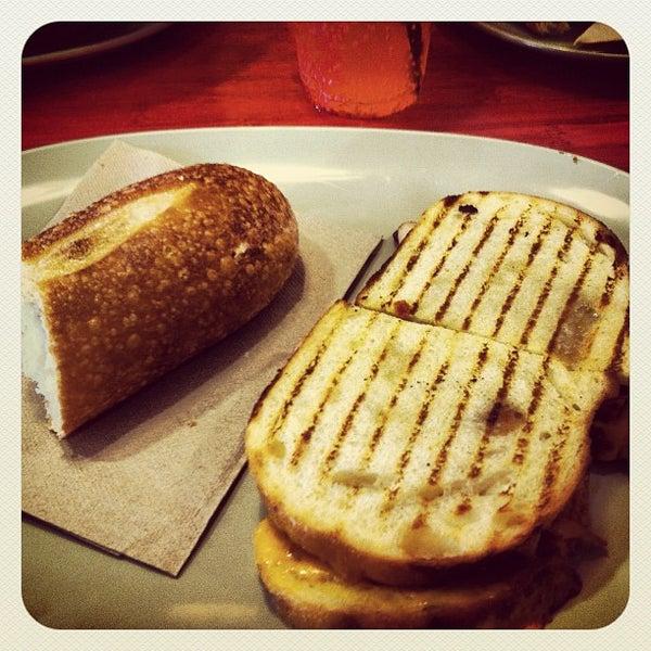 Photo taken at Panera Bread by Jarrod D. on 8/31/2012