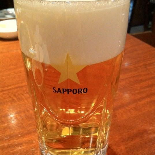 3/28/2012にnozoがびーふてい 中目黒店で撮った写真