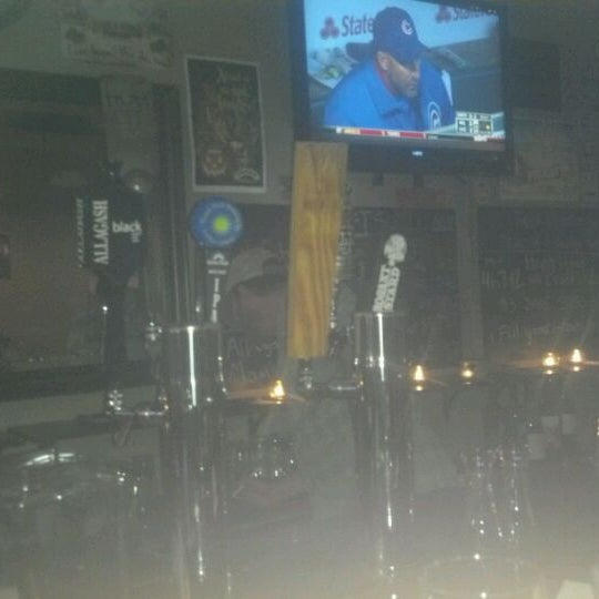Photo taken at Oak Barrel Tavern by Holy City Brewing on 4/9/2012