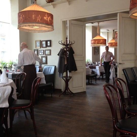 Очень вкусно! Вежливые и профессиональные официанты.Уютная атмосфера.