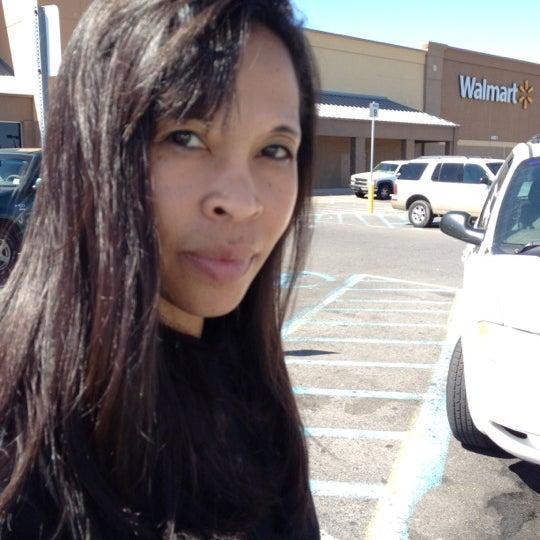 Photo taken at Walmart Supercenter by Marta M. on 3/4/2012